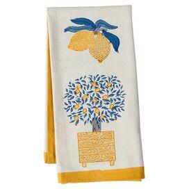 Lemon Tree Tea Towel (Set of 3)