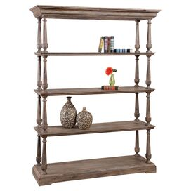 Pemberly Bookcase