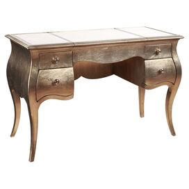 Greta Mirrored Writing Desk