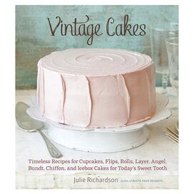 Vintage Cakes, Julie Richardson