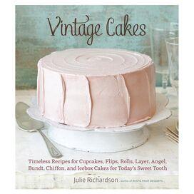 Vintage Cakes, Julie Richardson
