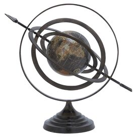Ferdinand Globe Decor