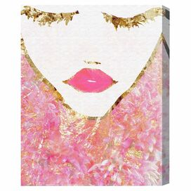Goldbloom Coveted Canvas Print, Oliver Gal
