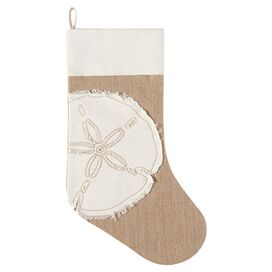 Coastal Stocking, Sand Dollar