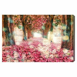 Beautiful Day Canvas Print, Oliver Gal