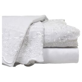 4-Piece Mariella Sheet Set