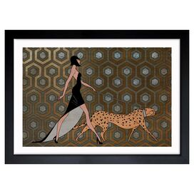 Own the Street Framed Print, Oliver Gal
