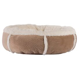 Mandy Pet Bed in Wheat