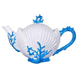 Cora Teapot