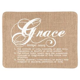 Grace Placemat in Beige
