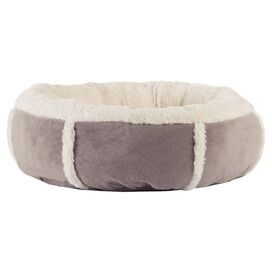 Mandy Pet Bed in Grey