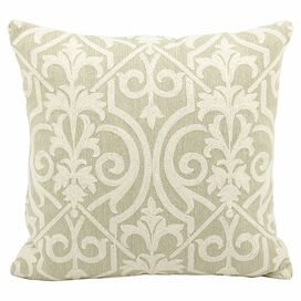 Layla Pillow in Light Green