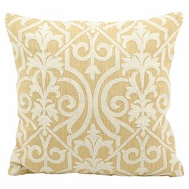 Layla Pillow in Yellow