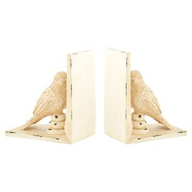 Songbird Bookend (Set of 2)