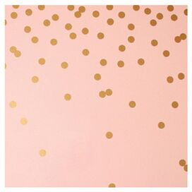 Dots Wall Decal in Gold (Set of 32)