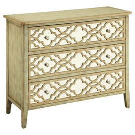 Stephanie Mirrored Dresser