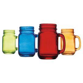 Colton Drinking Jar (Set of 4)