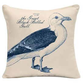 Seagull Indoor/Outdoor Pillow