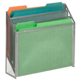 3-Compartment File Sorter