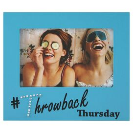 Throwback Thursday Picture Frame