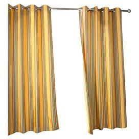 Caroline Indoor/Outdoor Curtain Panel