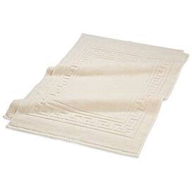 Athens Egyptian Cotton Bath Mat in Ivory (Set of 2)