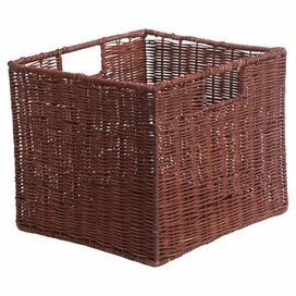 Wicker Storage Basket (Set of 3)