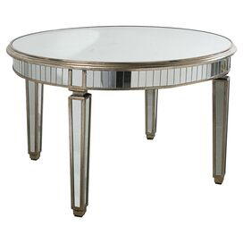 Elise Mirrored Dining Table