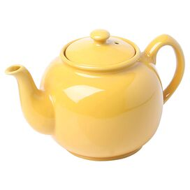 Sadler Teapot in Yellow