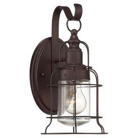 Faylinn Outdoor Wall Lantern