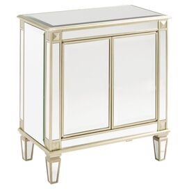 Amaritta Mirrored Cabinet