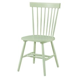 Orin Side Chair in Mint