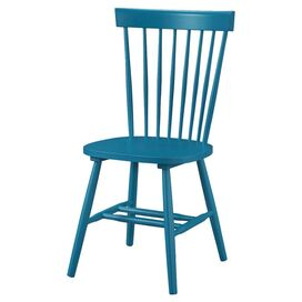 Orin Side Chair in Teal