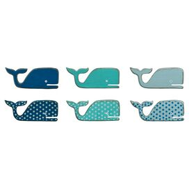 Whales Magnet (Set of 6)
