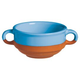 Marian Soup Bowl in Blue