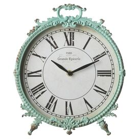 Talia Table Clock