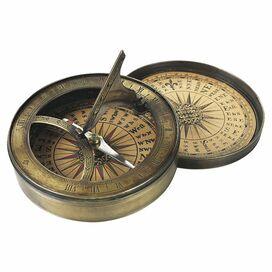 Ezra Sundial Compass Decor