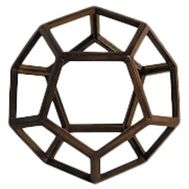 Devina Dodecahedron Decor