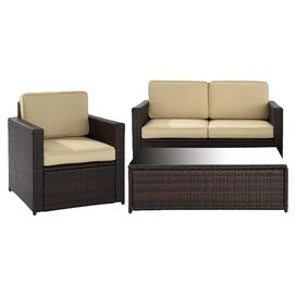 3-Piece Chesapeake Patio Seating Group