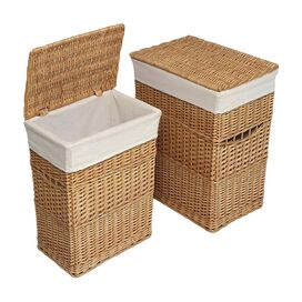 2-Piece Saybrook Hamper Set
