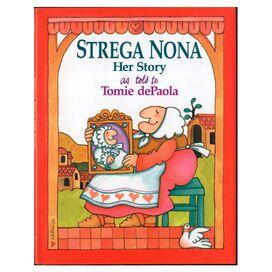 Strega Nona, Tomie dePaola