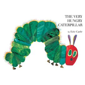 The Very Hungry Caterpillar, Eric Carle
