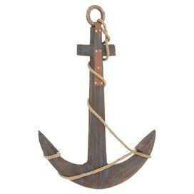 Rowland Anchor Decor