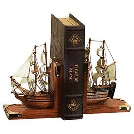 Set Sail Bookend (Set of 2)