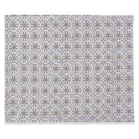 Bella Placemat in Blue (Set of 4)