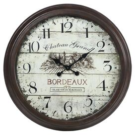 Chateau Wall Clock