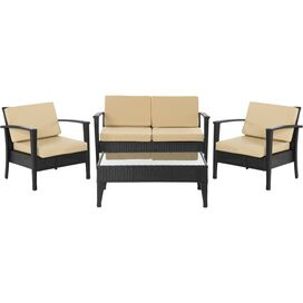 4-Piece Watson Patio Seating Group Set