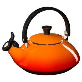 Le Creuset 1.6-Quart Zen Tea Kettle in Flame