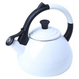 Le Creuset 1.9-Quart Oolong Tea Kettle in White