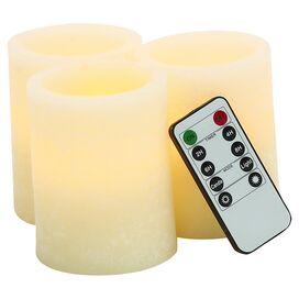 4-Piece Dora Flameless Candle Set